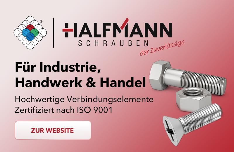 Halfmann Schrauben